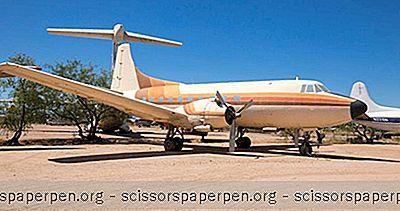 Ting Å Gjøre I Tucson, Arizona: Pima Air & Space Museum