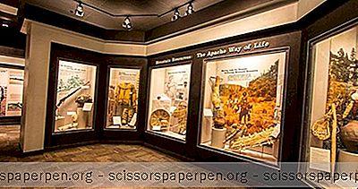 Tekemistä Tucsonissa: Arizonan Osavaltion Museo
