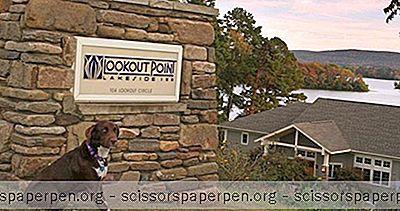 Arkansasin Parhaat Romanttiset Lomat: Lookout Point Lakeside Inn