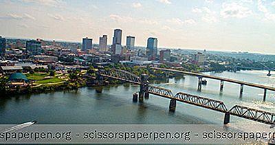 Највећи Градови У Арканзасу