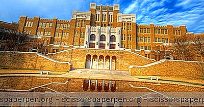 Dingen Om Te Doen In Arkansas: Little Rock Central High School