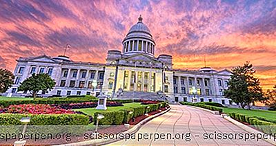 Dinge, Die Man In Little Rock Unternehmen Kann: Arkansas State Capitol