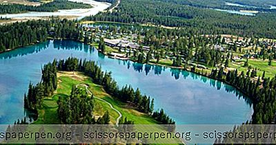 Golf- En Gezinsactiviteiten In De Fairmont Jasper Park Lodge