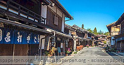 Τα Καλύτερα Πράγματα Που Πρέπει Να Κάνετε Στις Διακοπές: Περπατήστε Την Ιαπωνία