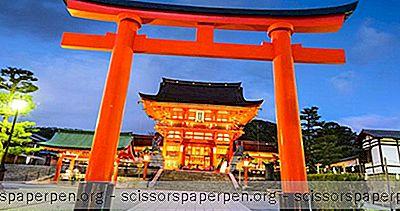 Japão Coisas Para Fazer: Fushimi Inari-Taisha