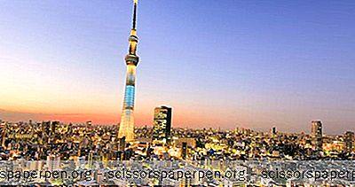 Japan Zu Erledigen: Tokyo Skytree