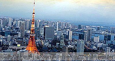 Japani Tekemistä: Tokion Torni