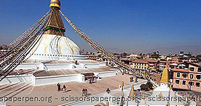 Kathmandu Elevation