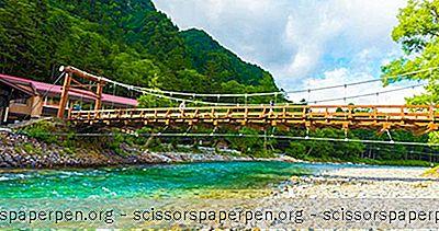 Lieux À Visiter Au Japon: Kamikochi