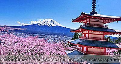 Tokija Līdz Fuji Dienas Ceļojumam