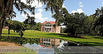 Charleston, Etelä-Carolina: Drayton Hall