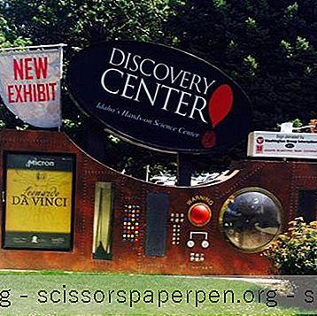 Idahen Löytökeskus Boisessa