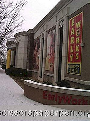 Earlyworks Kindermuseum In Huntsville, Alabama