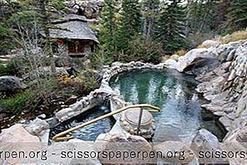 Steamboat Springs, Kolorado: Strawberry Park Hot Springs