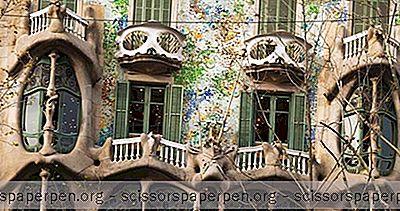 Seværdigheder - Ting At Gøre I Barcelona, Spanien: Casa Batllo