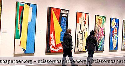 Vietos - Dalykai, Kuriuos Reikia Padaryti Chapel Hill: Ackland Meno Muziejus