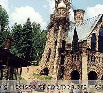 Dinge, Die Man In Colorado Unternehmen Kann: Bishop Castle