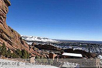 Dinge, Die Man In Denver Unternehmen Kann: Red Rocks Park Und Amphitheater