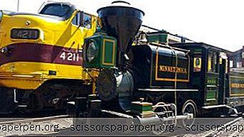 Атракции - Неща, Които Трябва Да Направите В Дулут: Музеят На Железопътния Железопътен Езеро