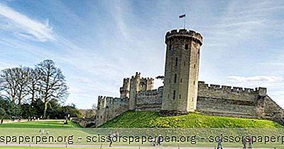 在英格兰要做的事情:在沃里克的沃里克城堡
