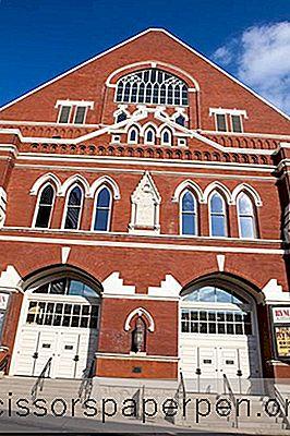 Čo Robiť V Nashville: Ryman Auditorium