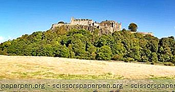 Dingen Om Te Doen In Schotland: Stirling Castle