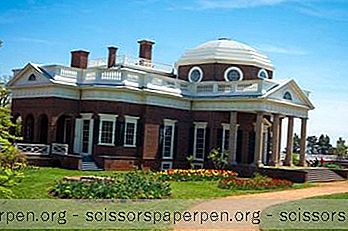 Attracties - Dingen Om Te Doen In Virginia: Thomas Jefferson'S Monticello