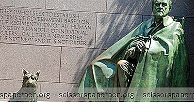 Aktivitäten In Washington, DC: Franklin Delano Roosevelt Memorial