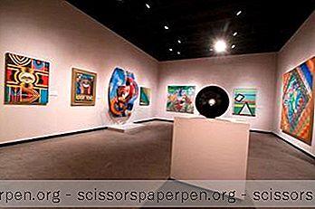 Неща За Правене Във Уилямсбург, Ва: Музеят На Изкуствата Muscarelle