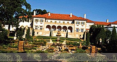 Tulsa, Oklahoma: Philbrook Museum Of Art