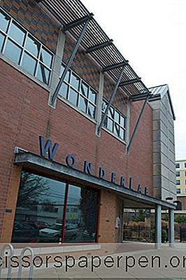 Wonderlab Muzej Znanosti, Zdravlja I Tehnologije U Bloomington-U, Indiana