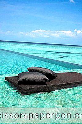 Destinaţii - Bazinele De Stațiune 15 Uimitoare În Maldive