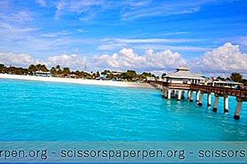 Destinacije - 22 Najbolje Plaže Obala Zaljeva - Florida, Texas, Alabama I Mississippi