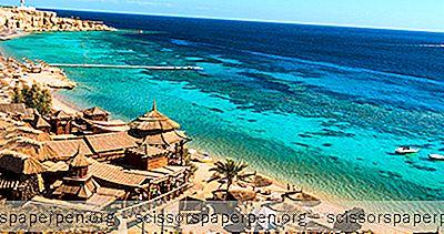 4 Най-Добрите Египетски Плажове