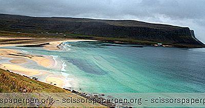 Destinasjoner - 4 Beste Island Strender