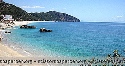 5 Най-Добрите Плажове В Албания