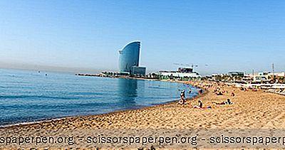Reiseziele - 5 Die Besten Strände In Barcelona