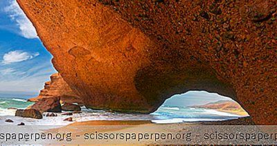5 Най-Добрите Плажове В Мароко
