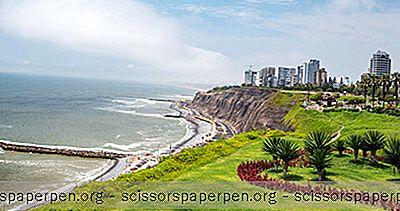7 Etelä-Amerikan Parhaat Rannat