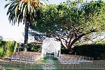 25 Bestu Brúðkaupsstaðir Santa Barbara