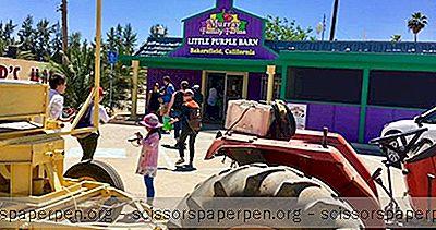 베이커 스 필드, 캘리포니아 오락 거리 : 머레이 가족 농장