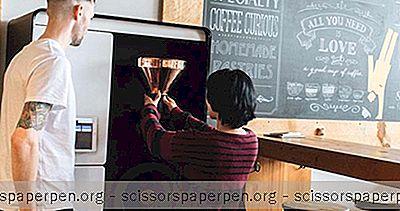 Bellwether Coffee - Zero Emissions Kaffeeröster Für Den Gewerblichen Gebrauch