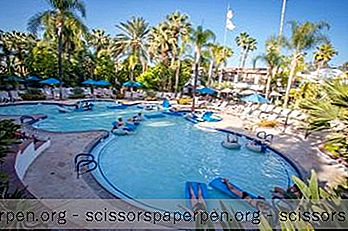 Meilleures Sources Thermales En Californie: Glen Ivy Hot Springs