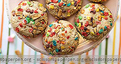 Die Besten Dinge, Die Man In Los Angeles Unternehmen Kann: Milk Jar Cookies