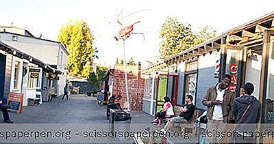 在奥克兰最好的事情:Temescal Alleys