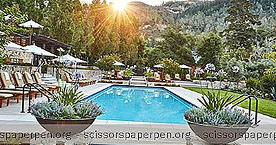 Getaways Í Kaliforníu: Calistoga Ranch Í Napa Valley