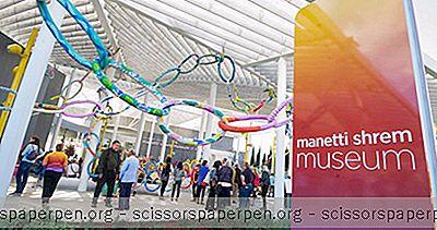 Davis, Ca Što Treba Učiniti: Jan Shrem I Maria Manetti Shrem Muzej Umjetnosti