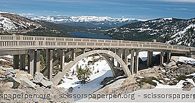Donner Pass Elevation