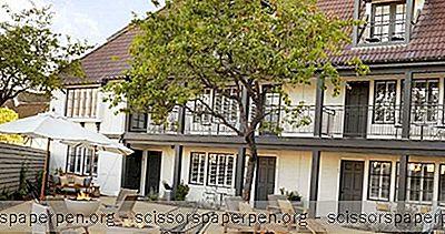 The Landsby, Nơi Nghỉ Ngơi Lãng Mạn Ở Solvang, California