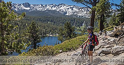 Mammoth Lakes Elevation
